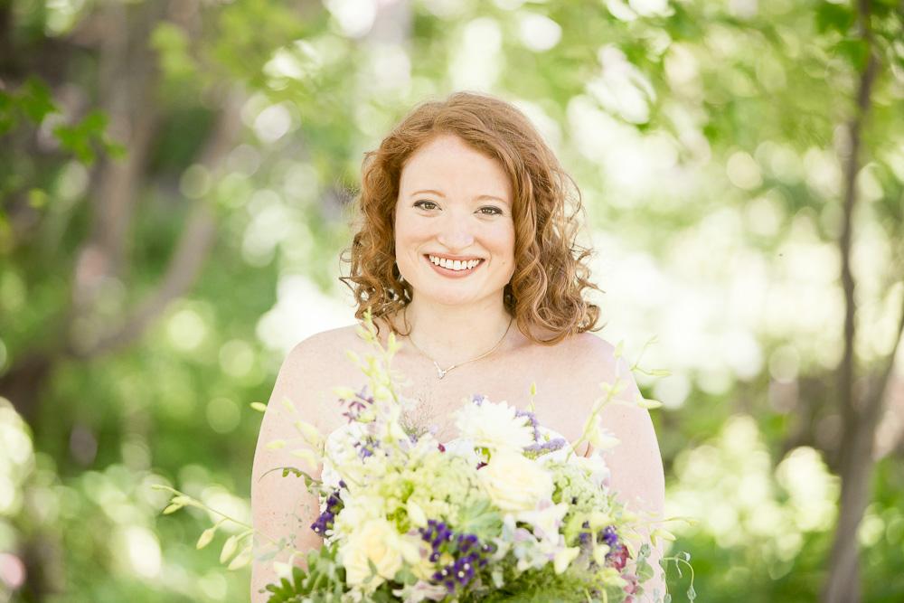 Stunning redhead bride on her wedding day at Airlie in Warrenton, VA   Megan Rei Photography   Virginia Wedding Photographer