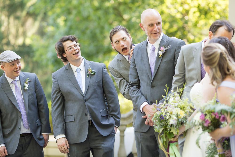 Wedding party photos at Airlie, Warrenton VA   Fauquier County Wedding Photographer