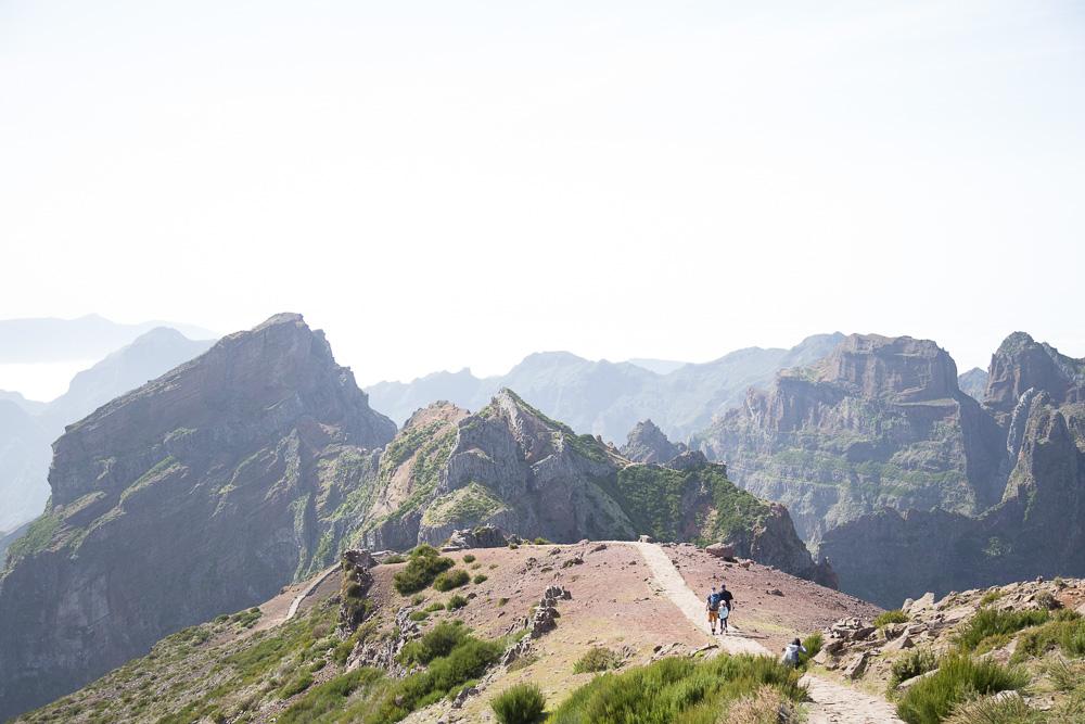 The view from Pico do Arieiro | Madeira, Portugal Travel Blog