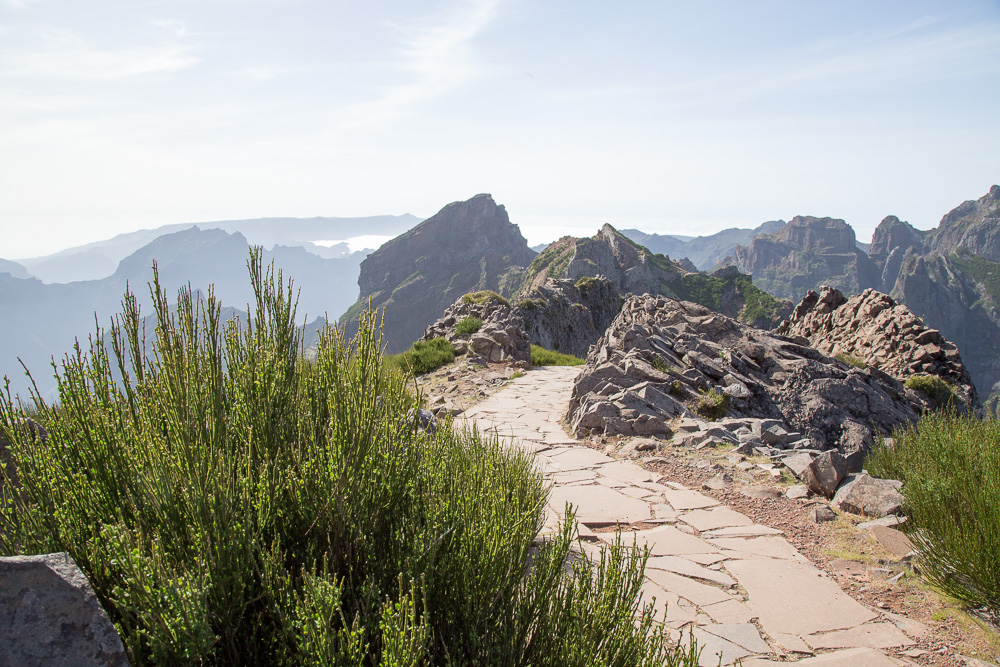 Pico do Arieiro | Best Places to Visit in Madeira