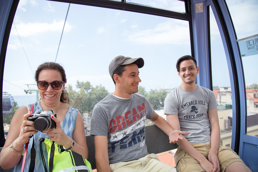 Cable car to Monte in Funchal | Things to Do in Madeira