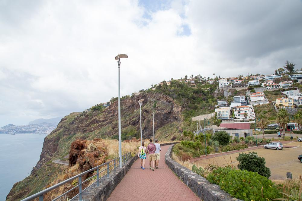 The view at Cristo Rei, Madeira | Travel Blog | Megan Rei Photography