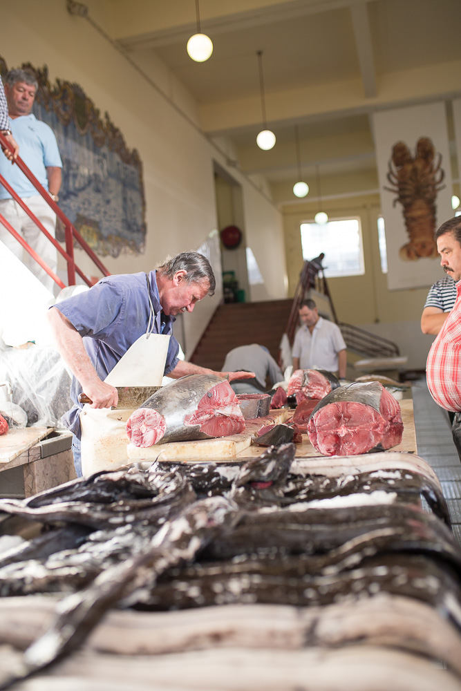 Fish market at Mercado dos Lavradores | Things to Do in Funchal, Madeira, Portugal