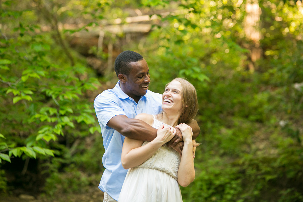 Photojournalistic engagement photography | Natural, candid photos of real moments| Megan Rei Photography