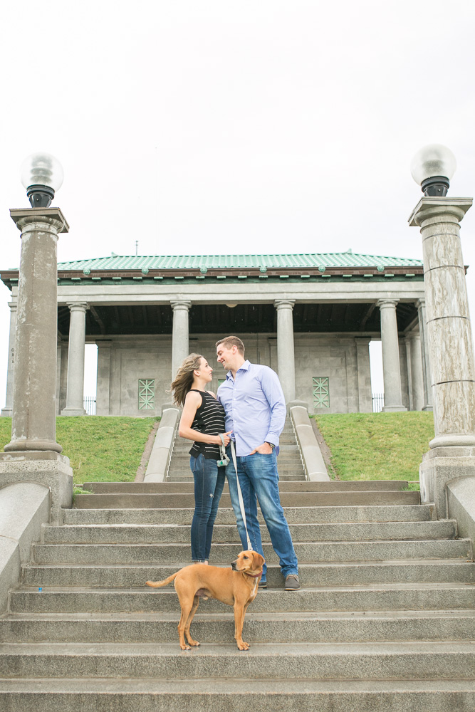 Puppy love | New York Wedding Photographer