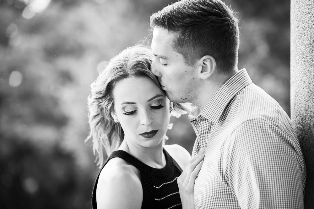 Romantic engagement photography | Megan Rei Photography