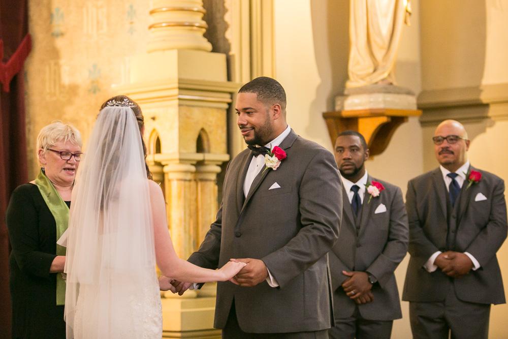 Church Wedding in Western New York | Rochester Wedding Photography | Chapel Hill