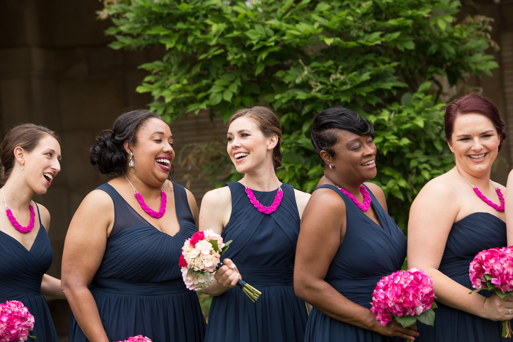 Wedding Photography at George Eastman Museum Gardens | Best Wedding Photography Locations in Rochester, NY | Megan Rei Photography