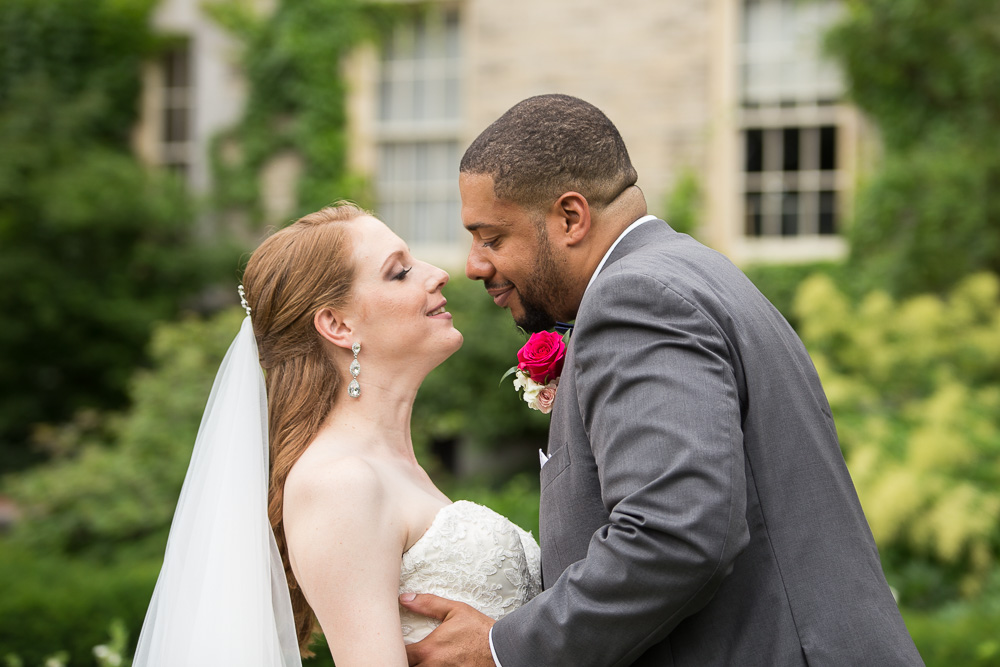 Rochester, NY Best Wedding Photo Locations | George Eastman Museum on East Ave | Megan Rei Photography
