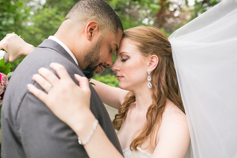 Romantic wedding photography in Rochester, NY | Makeup by Jessica Marie
