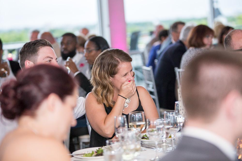 Candid wedding photos in Rochester, New York | The Strathallan Weddings
