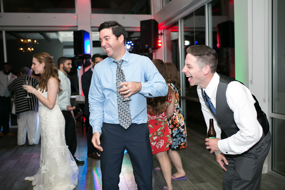 Dancefloor at The Strathallan in Rochester, NY | Music by DJ Ara at Breakthrough Entertainment