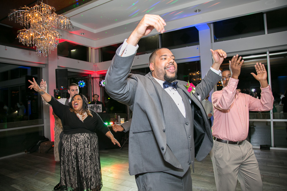 Best wedding DJ in Rochester, NY | Breakthrough Entertainment at The Strathallan