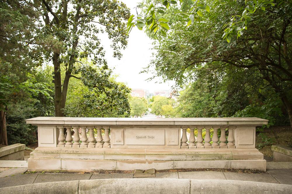 Spanish Steps | Washington, DC