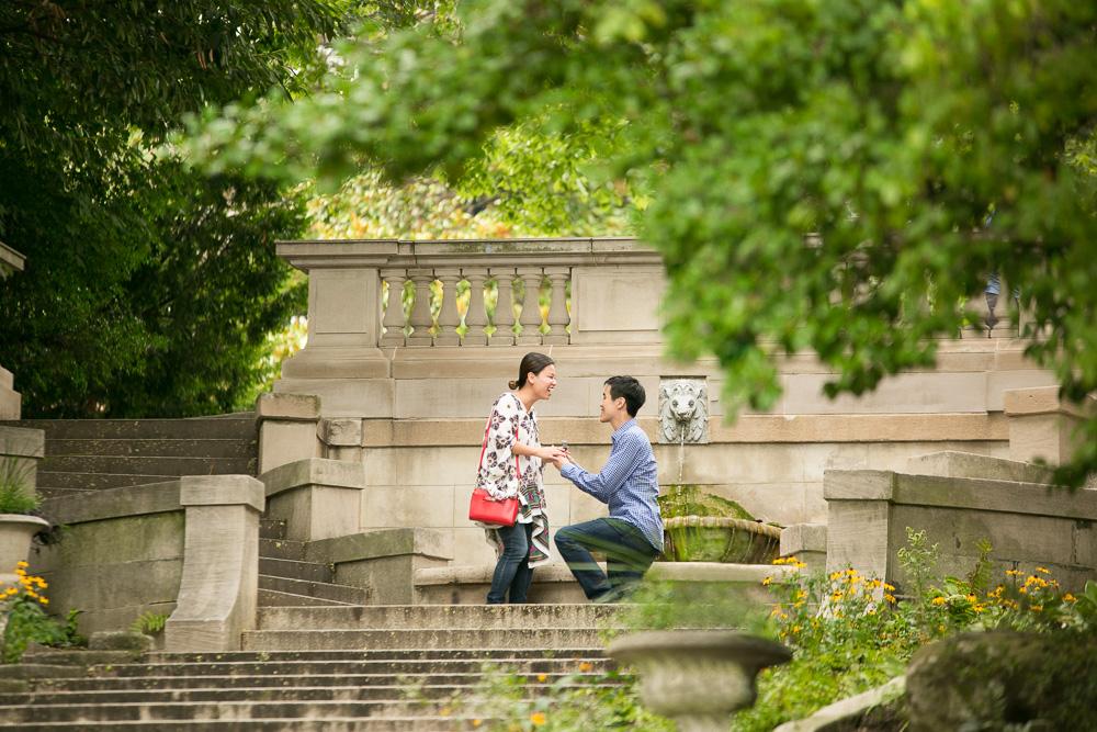 Proposal Photography | Washington, DC | Megan Rei Photography