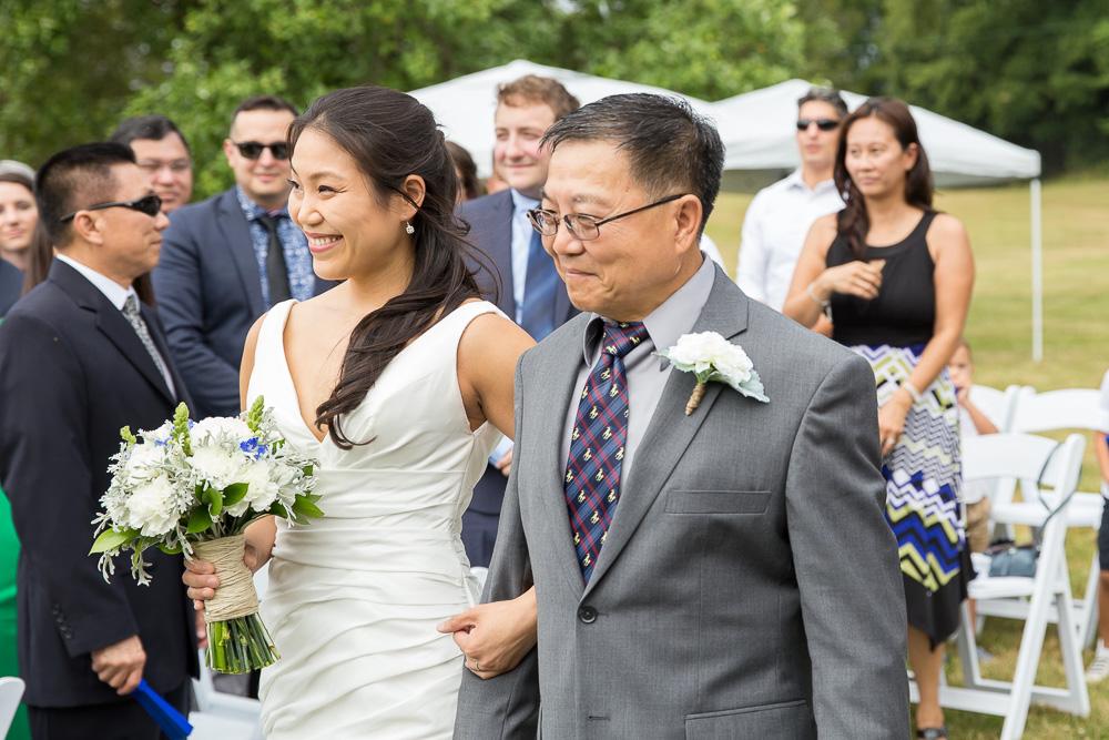 Happy bride | Culpeper Virginia Photographer