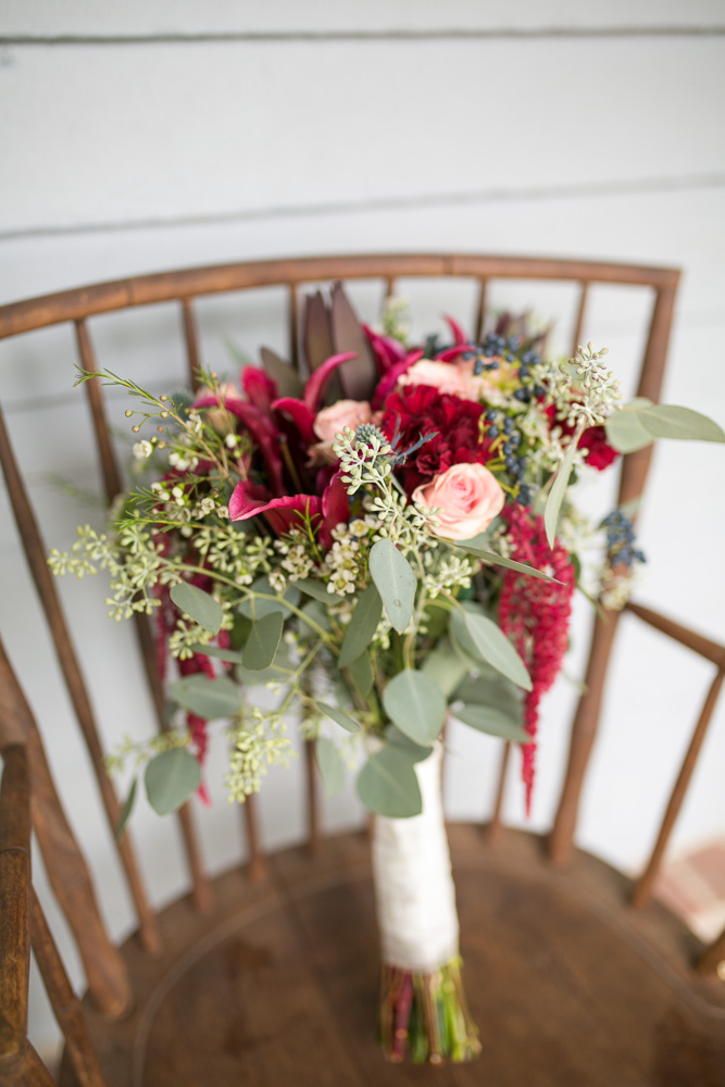 Bridal bouquet by Randy's Flowers by Endless Creations | Culpeper, Virginia Florist