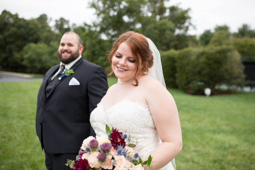 Fox Hall Clubhouse wedding in Richmond VA