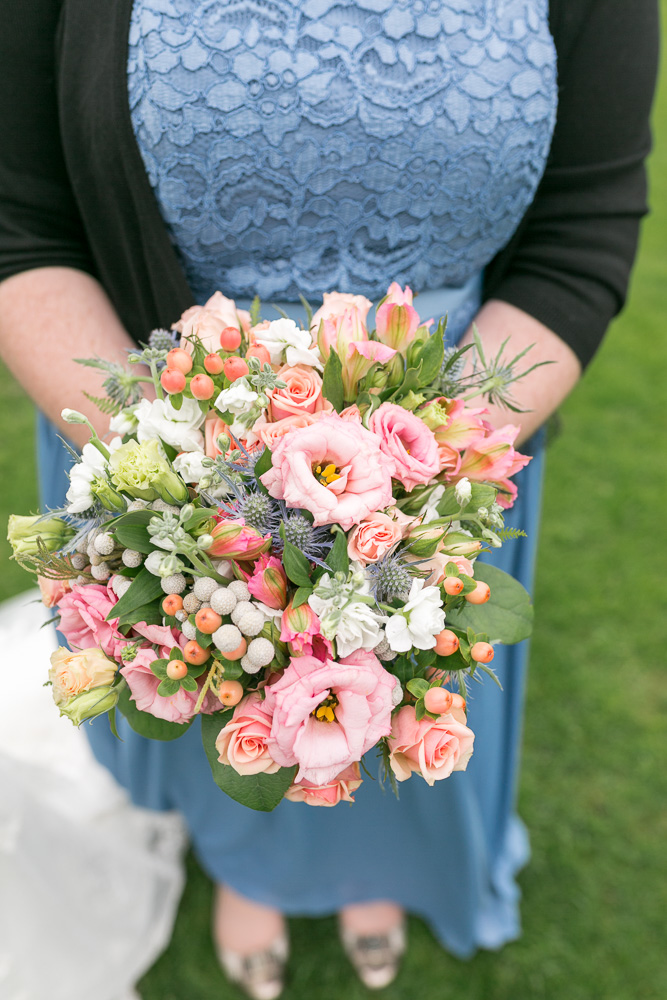 Wedding flowers by Kittelberger Florist in Rochester NY