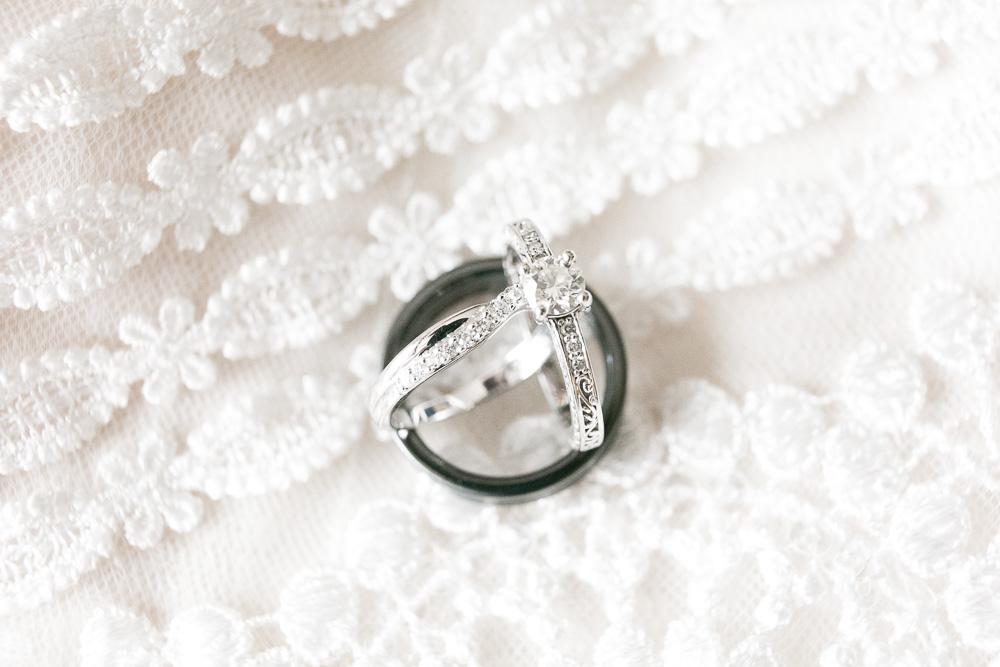 Wedding rings in Centreville, Virginia