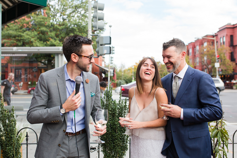 Candid wedding photography in Washington, DC