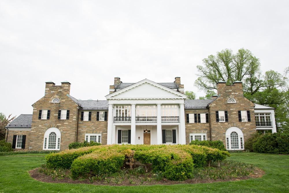 Glenview Mansion, historic wedding venue in Rockville, MD
