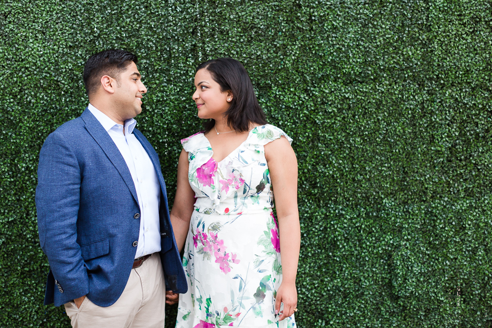 Proposal photography at Union Market | DC Proposal Photographer | Megan Rei Photography