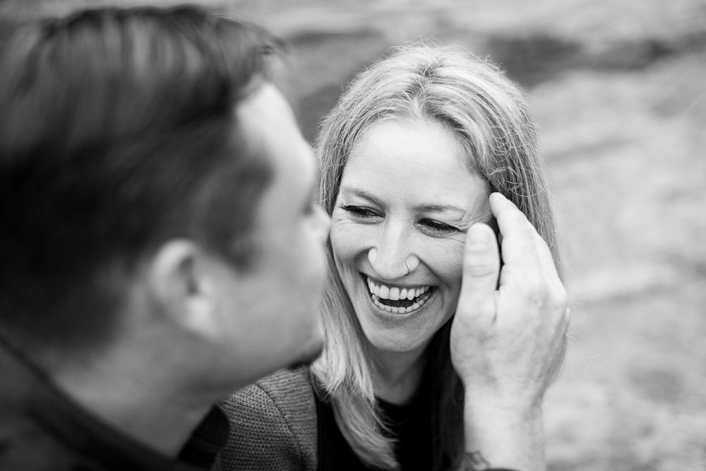Candid Northern Virginia engagement photographer | Megan Rei Photography