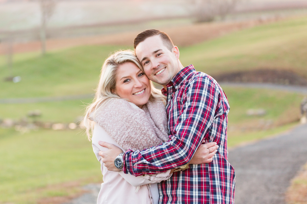 Photography at Stone Tower Winery | Loudoun County Engagement Locations