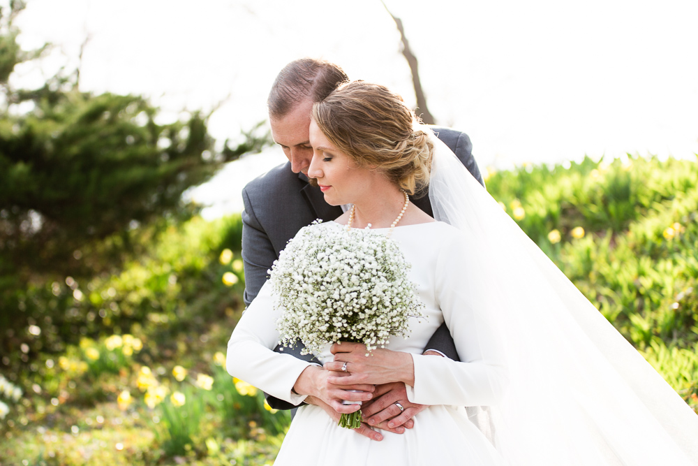 Spring wedding photos at Black Horse Inn