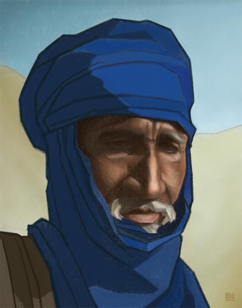 Berber Tribesman