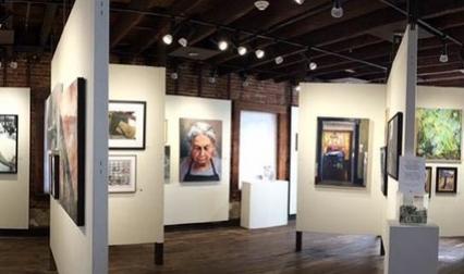 MFA Member show at MFA Circle Gallery