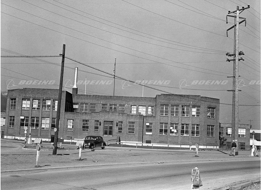 200 SW Michigan Street - Circa 1930