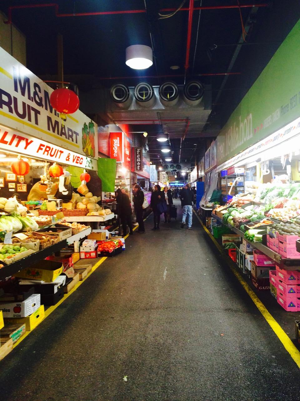 Central Market of Adelaide, Australia