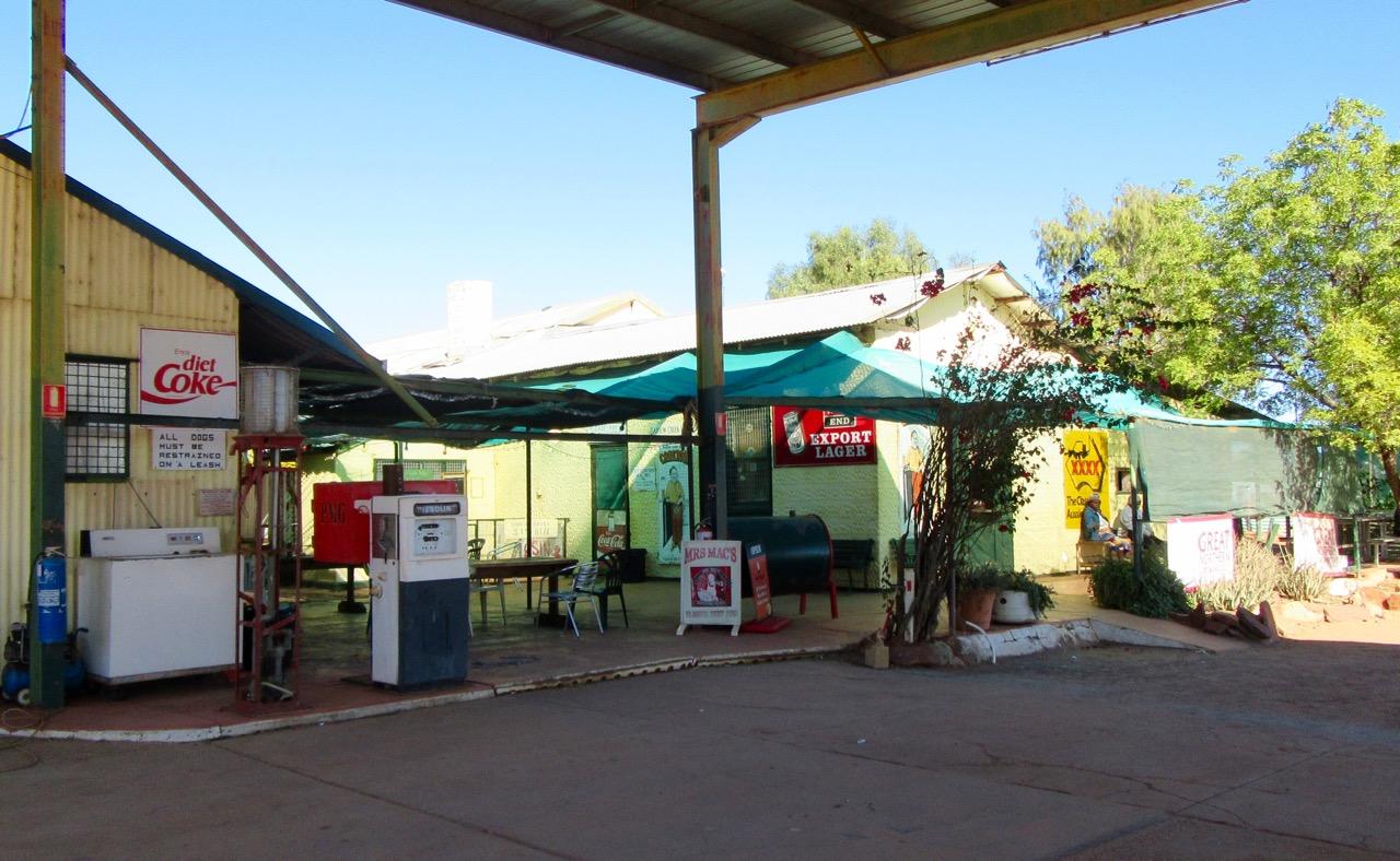 Barrow Creek Rest Stop
