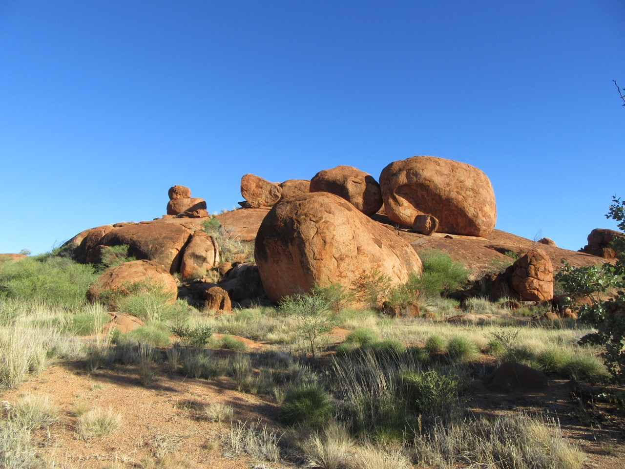 The incredible, Devil's Marbles.