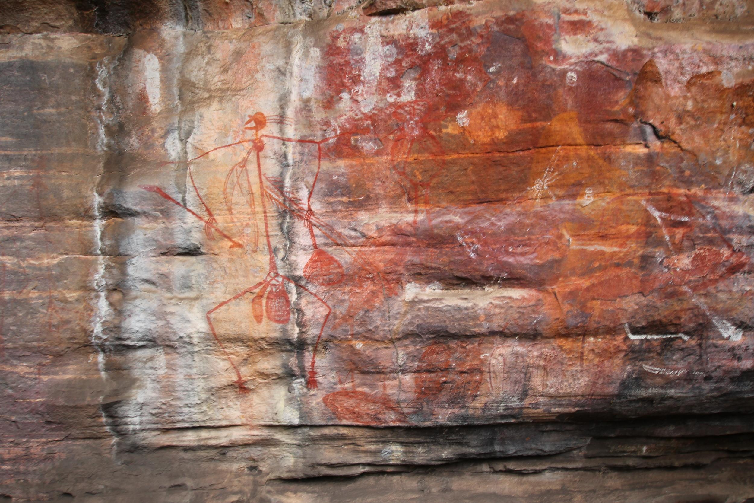 Ubirr Rock Art, Kakatu