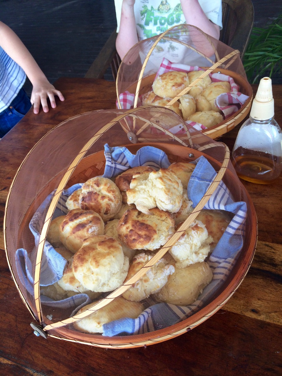 Aussie's love their scones and tea!
