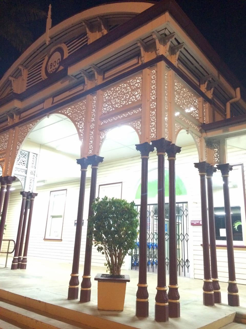 Historic Emerald Bus Station