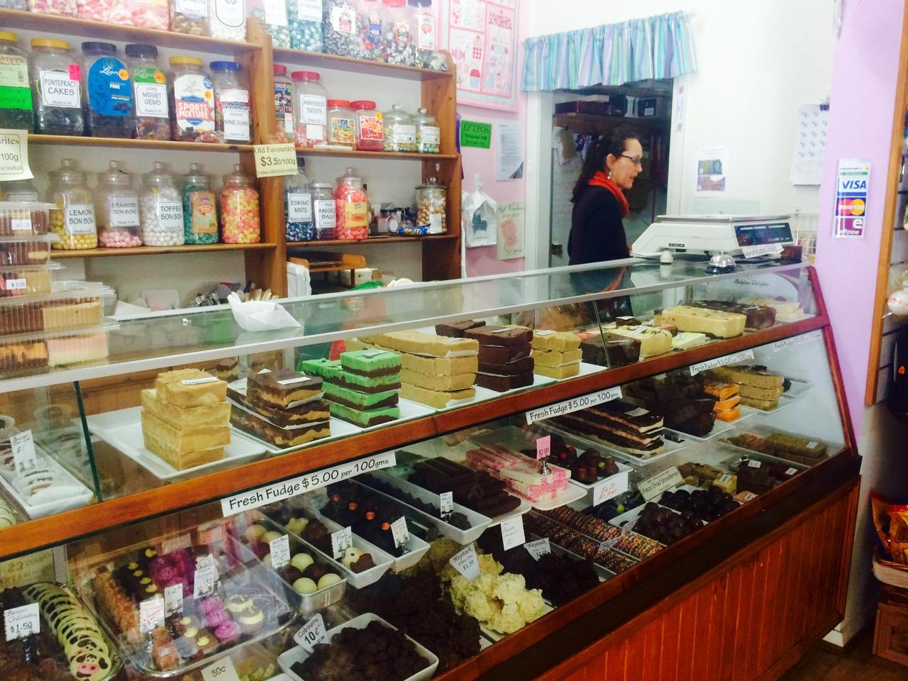 The Maleny Fudge Store