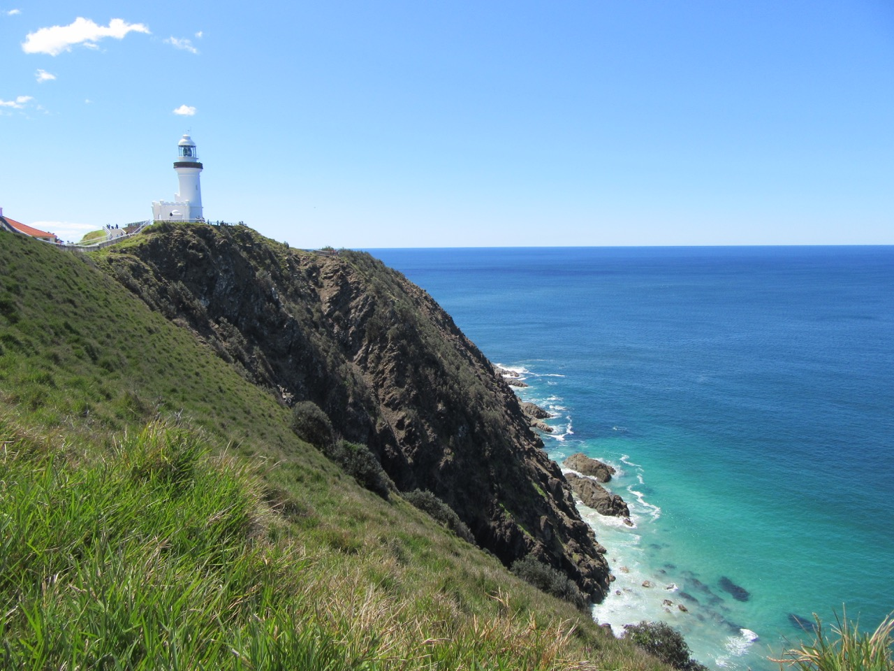 The Byron Bay Lighthouse
