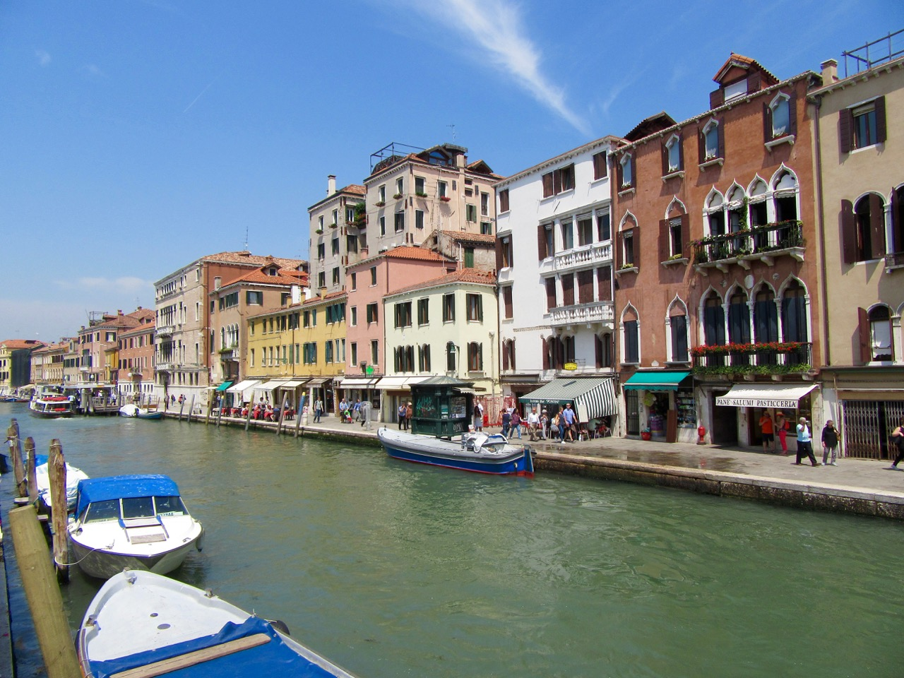 One of the beautiful sites of Venice.