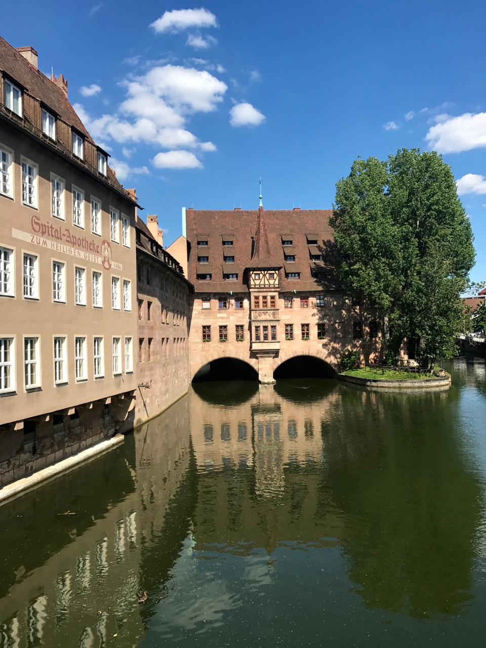 One of the famous sites in Nuremberg!