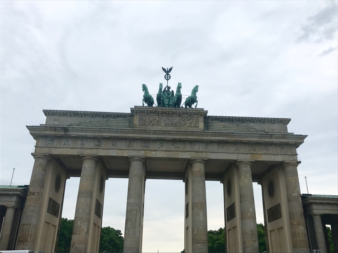 The Berlin Gate.