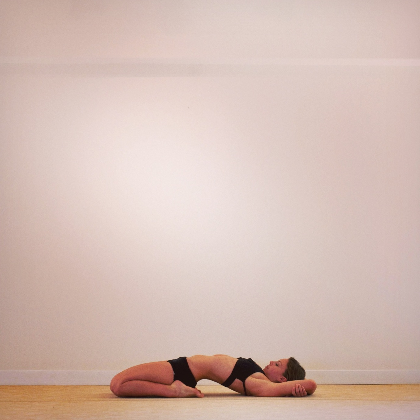 Fixed Firm Pose A K A Reclining Hero Yoga Wire