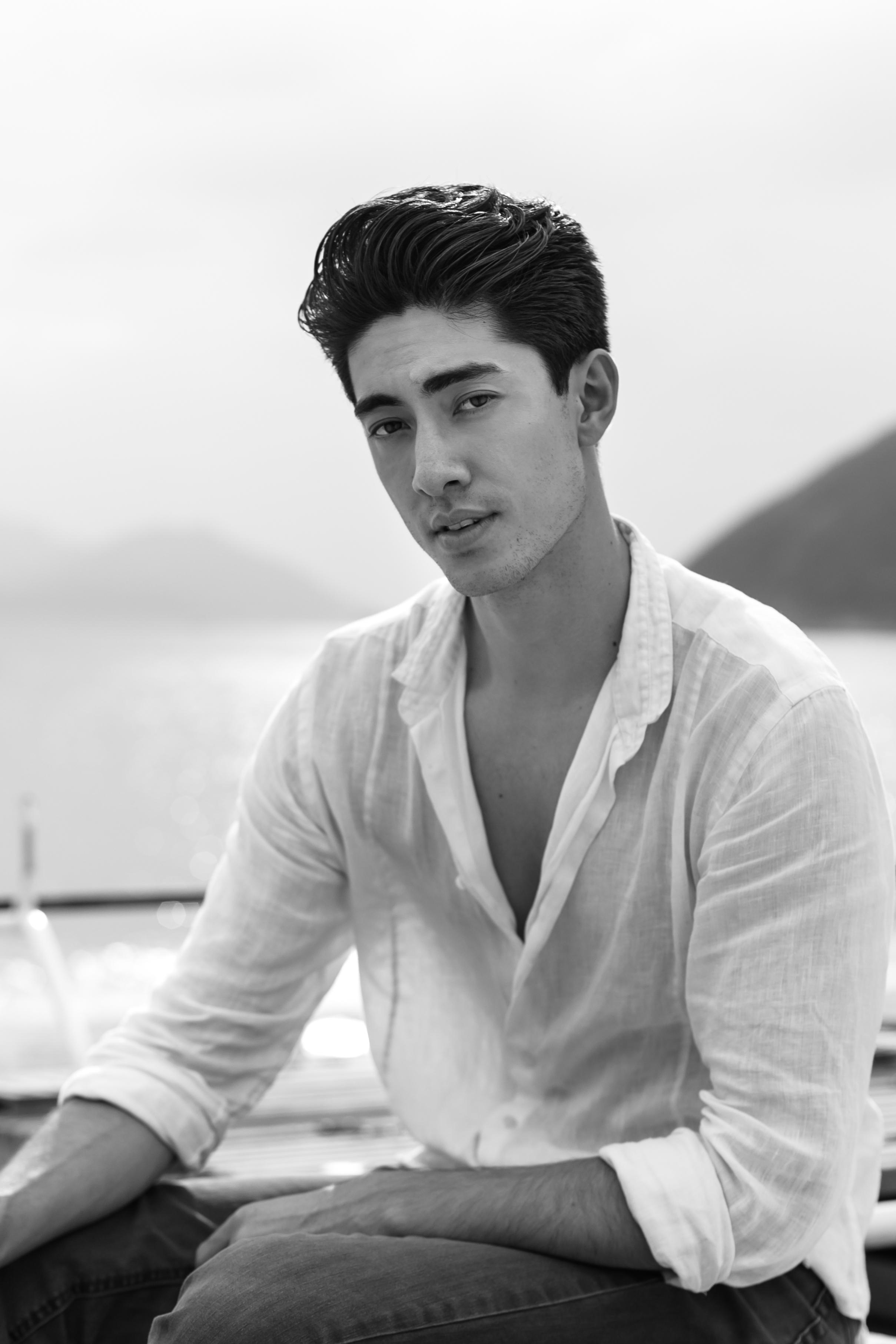 darren wong photography portrait andrea quest model hong kong