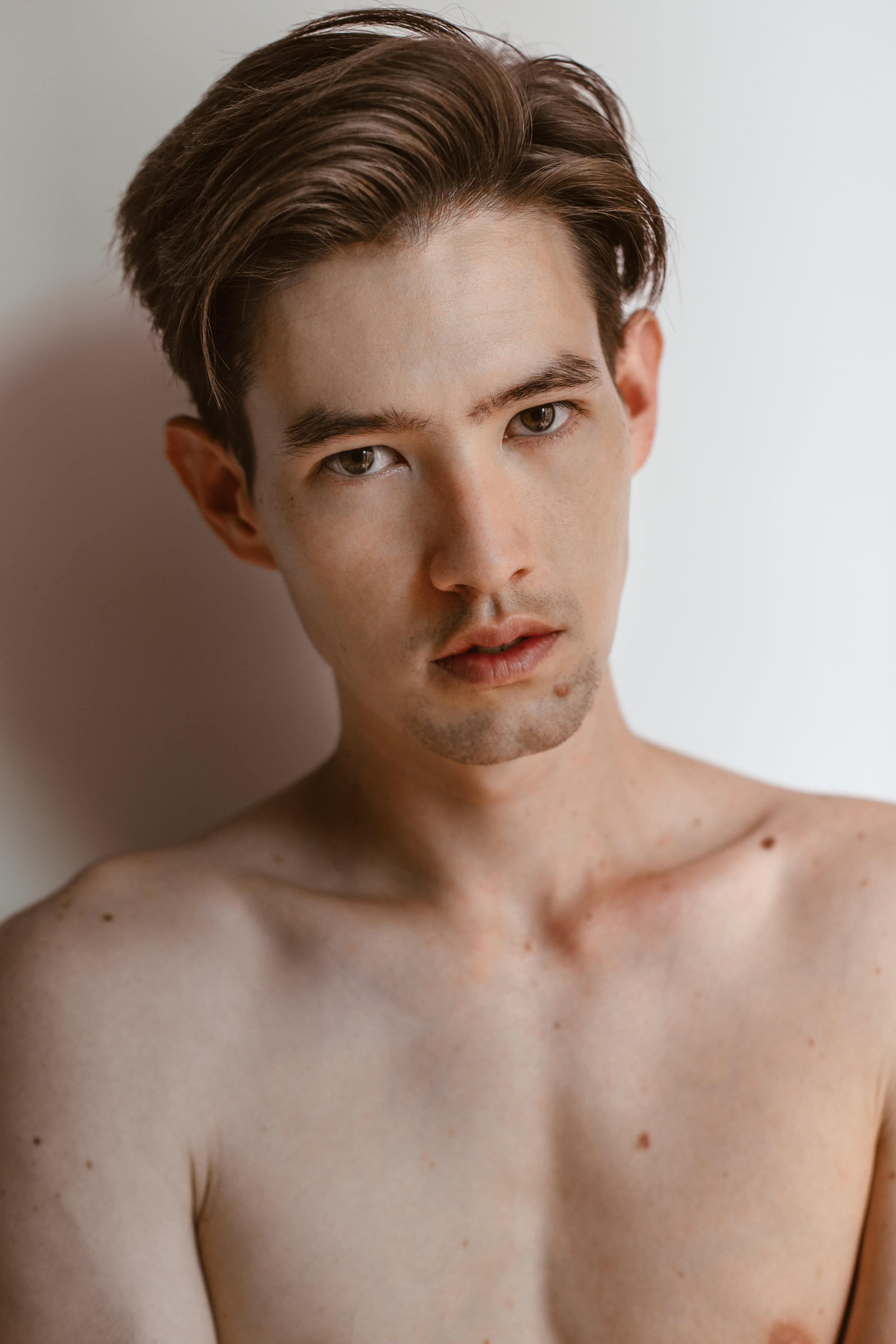 darren wong photography portrait jacob hirata quest model hong kong