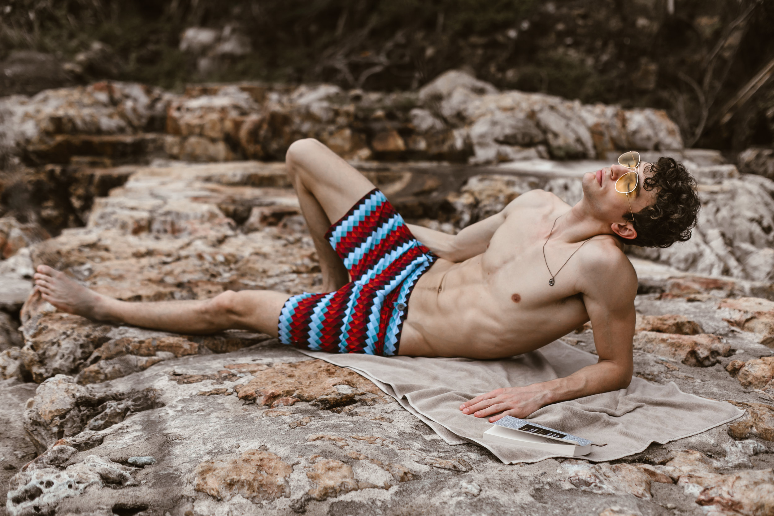 darren wong photography portrait luke farnworth for Parke & Ronen quest model Hong Kong