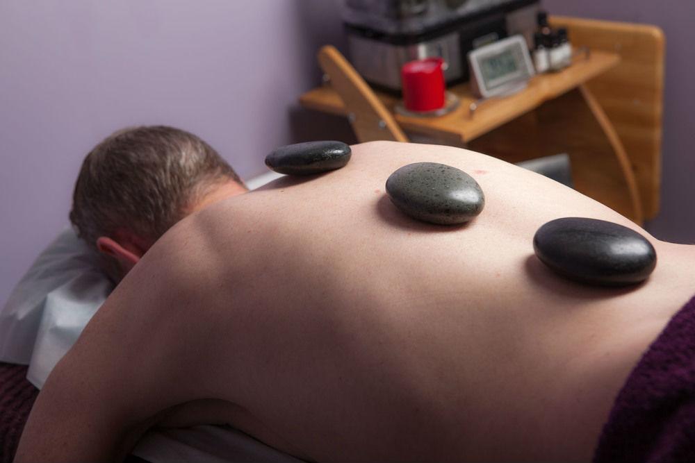 Male Hot Stone Massage