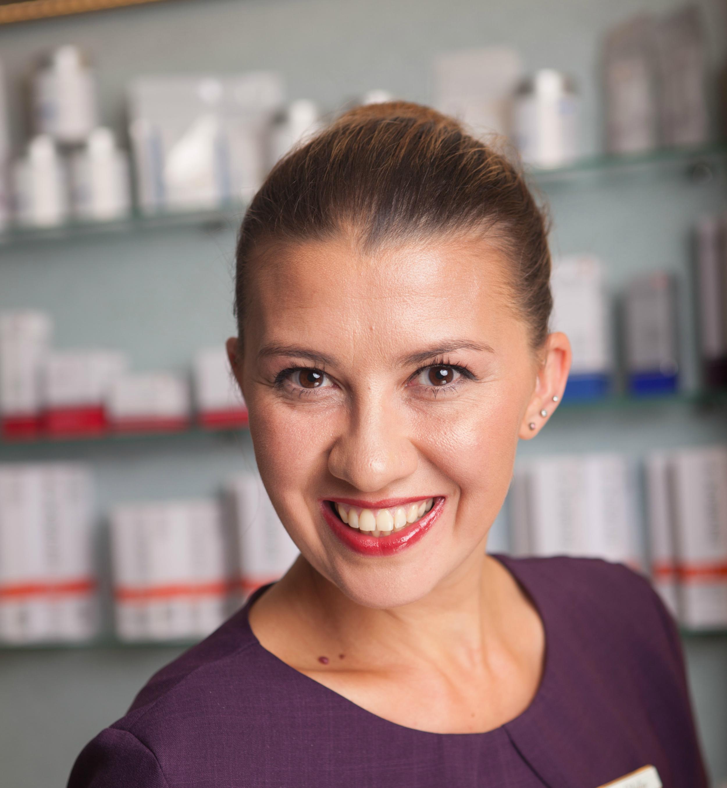Yulia Cockerell, Beauty Therapist Brighton